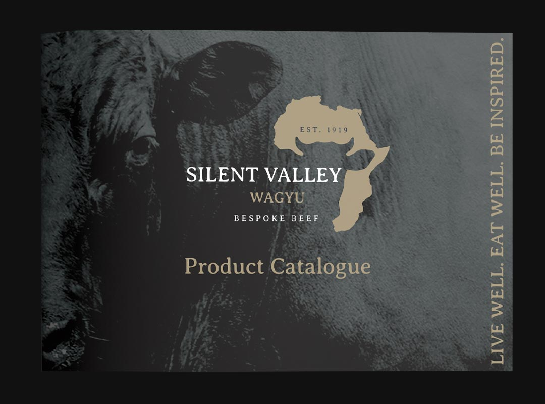 Silent Valley Wagyu Product Catalogue